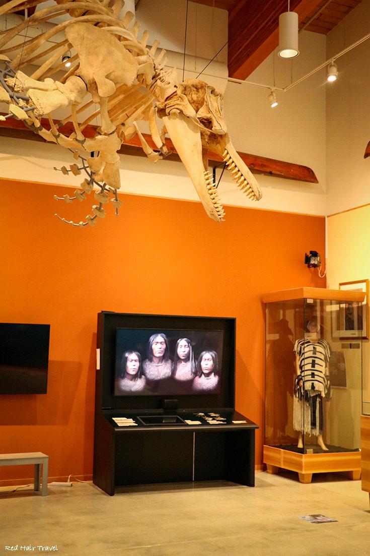 Музей первых наций (Tems Swiya Museum), саншайн кост