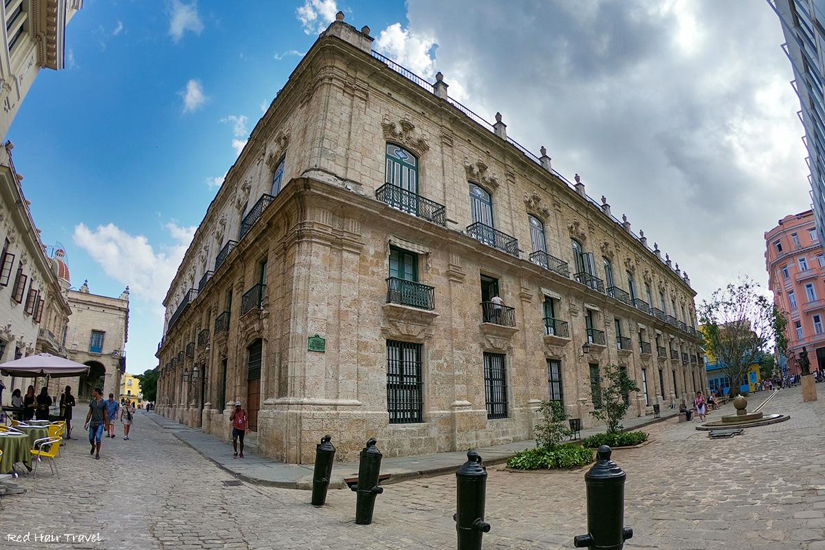Дворец Капитанов Генералов, Гавана