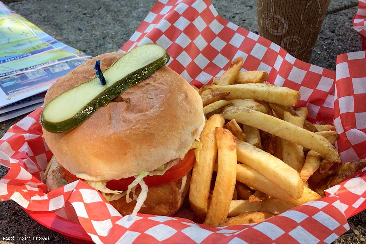 Badabing Burgers