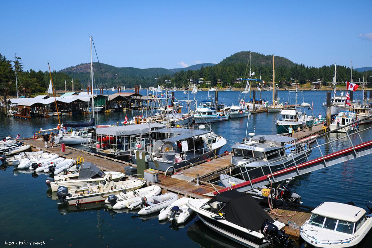 pender-harbour, саншайн кост