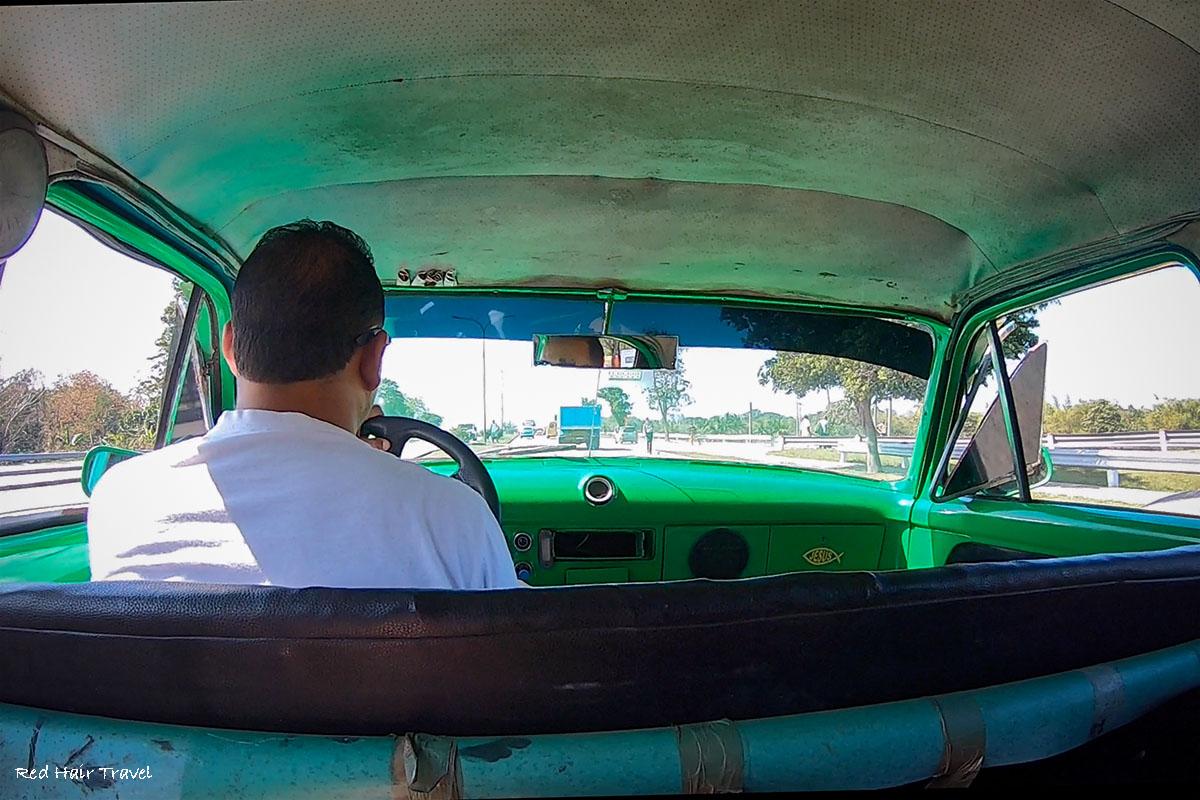 такси Гавана