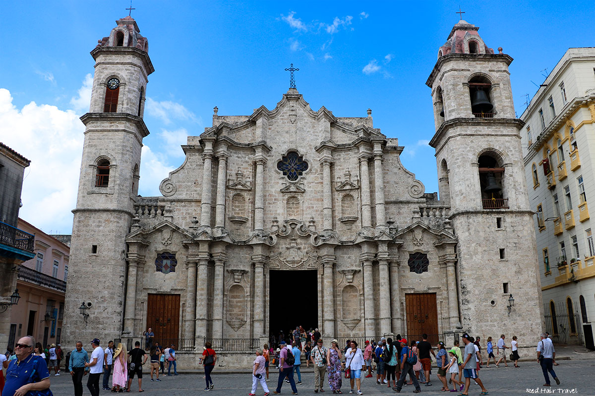 собор Святого Христофора, Гавана