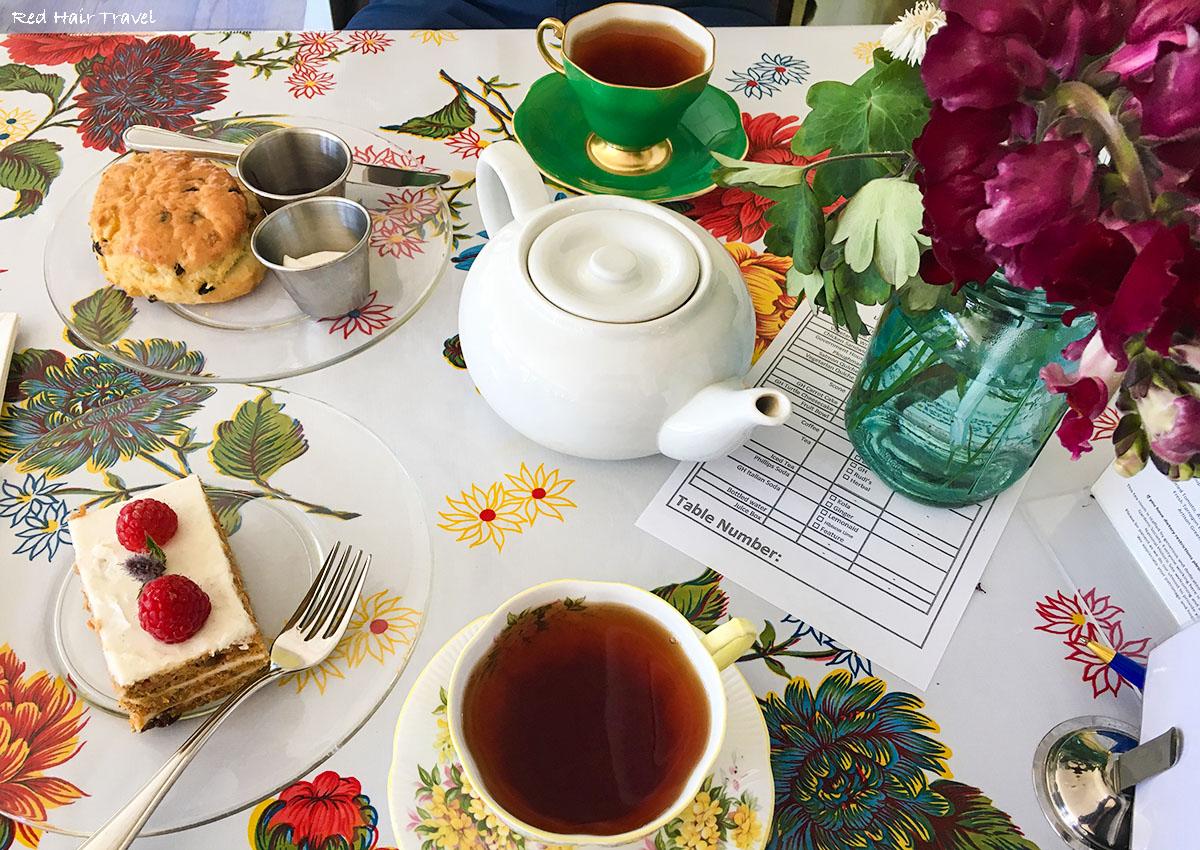 high tea, victoria