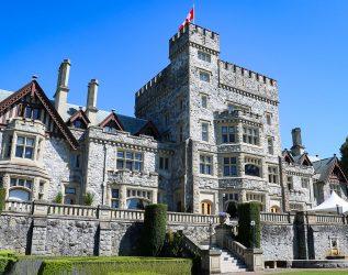 Выходные в Виктории: Канадская Англия или Английская Канада?