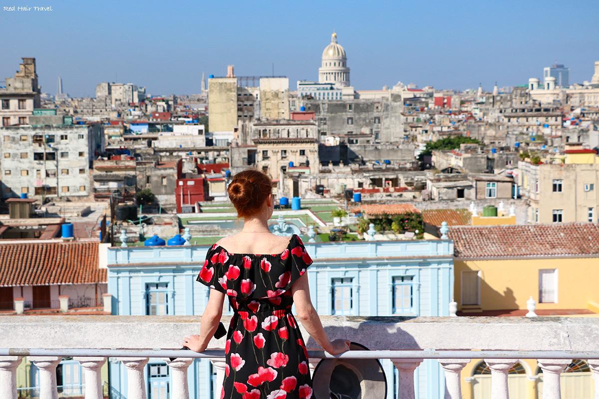 Камера Обскура Гавана, вид на город