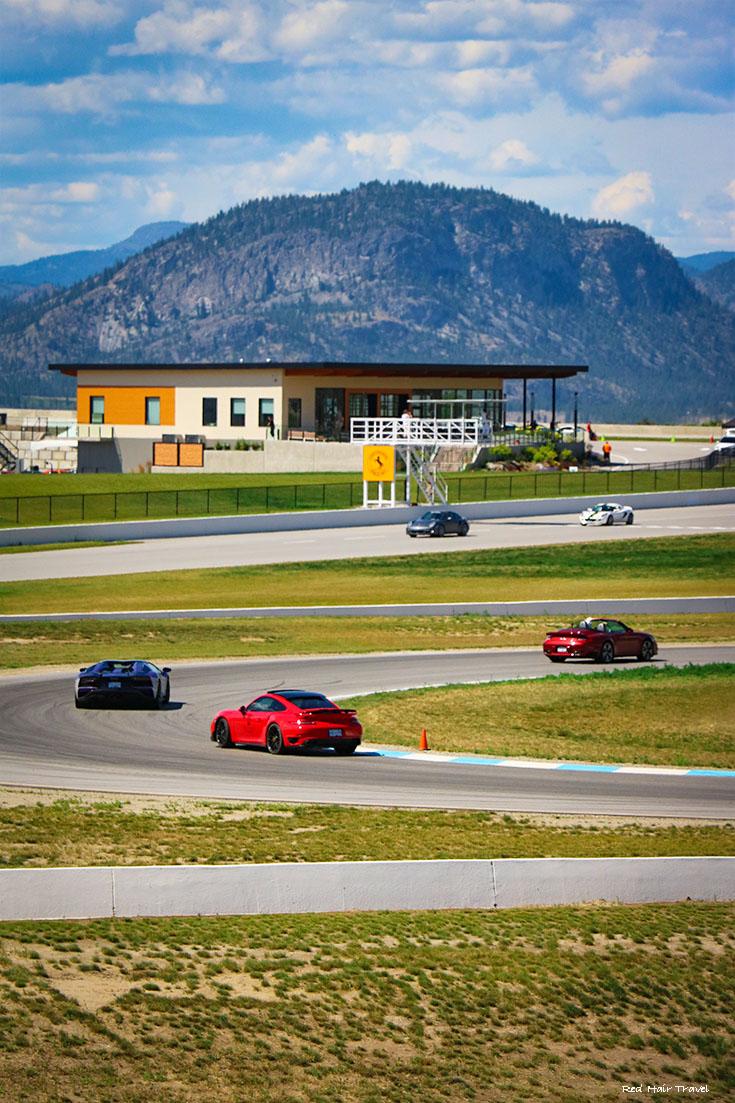 Area 27 Motorsports Park Osoyoos