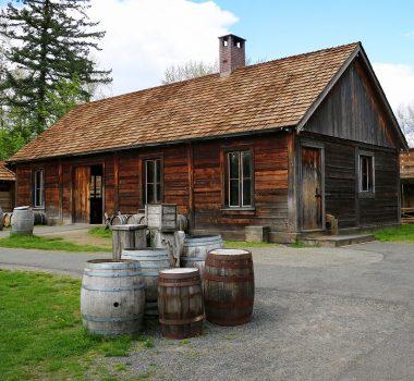Fort Langley: про мех, золото и рождение Британской Колумбии