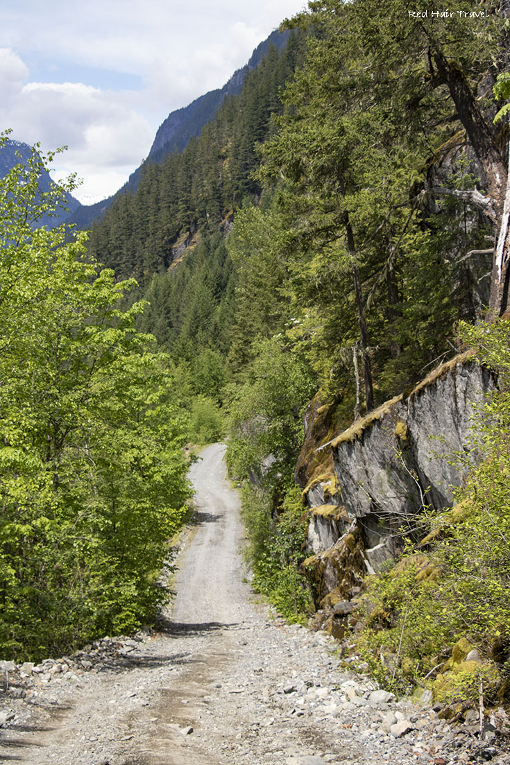 High Falls Creek Trail