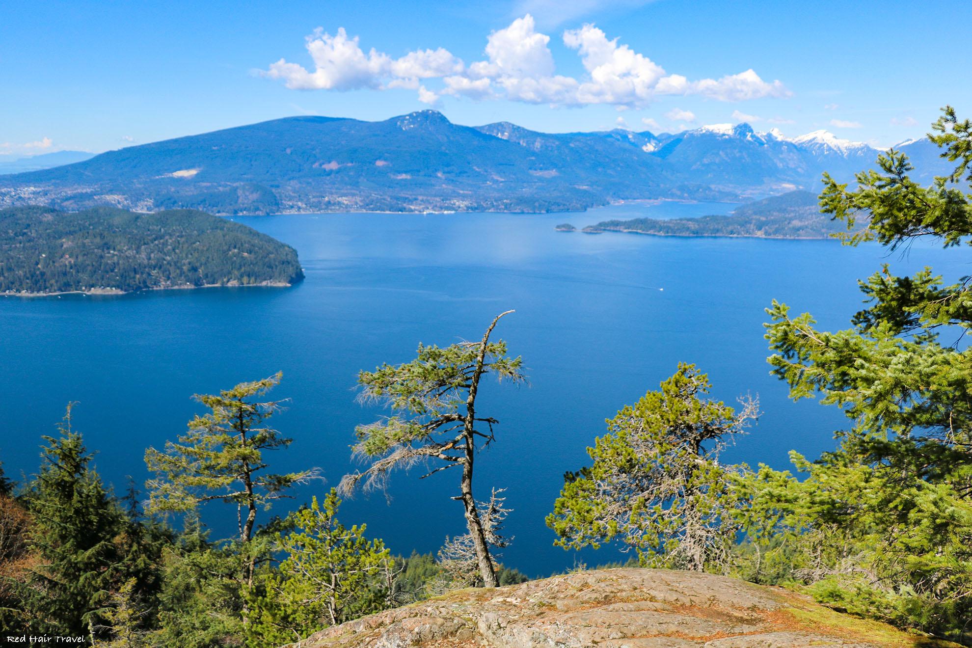 Ванкувер: хайки с потрясающими видами (средней сложности)