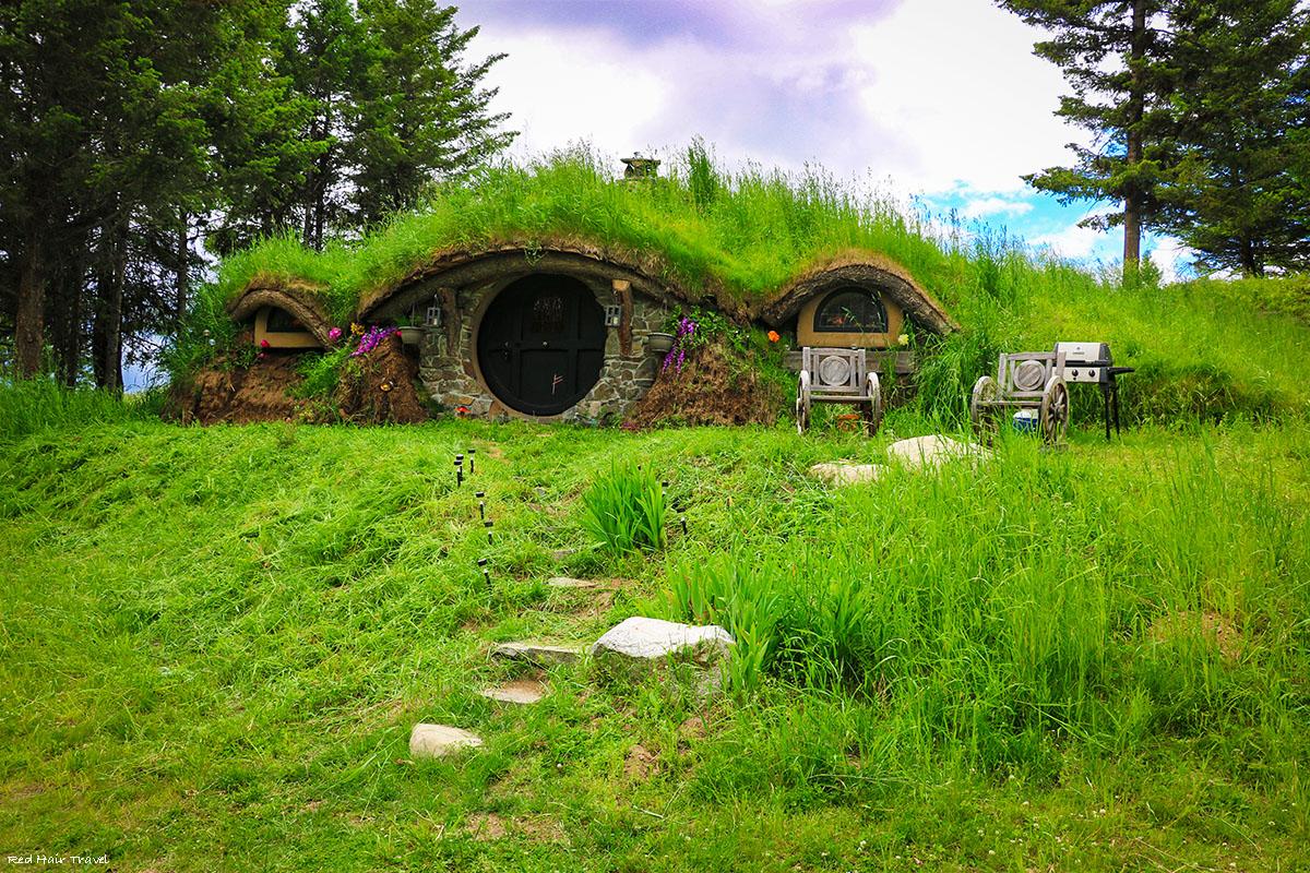 Hobbit Hotel Osoyoos
