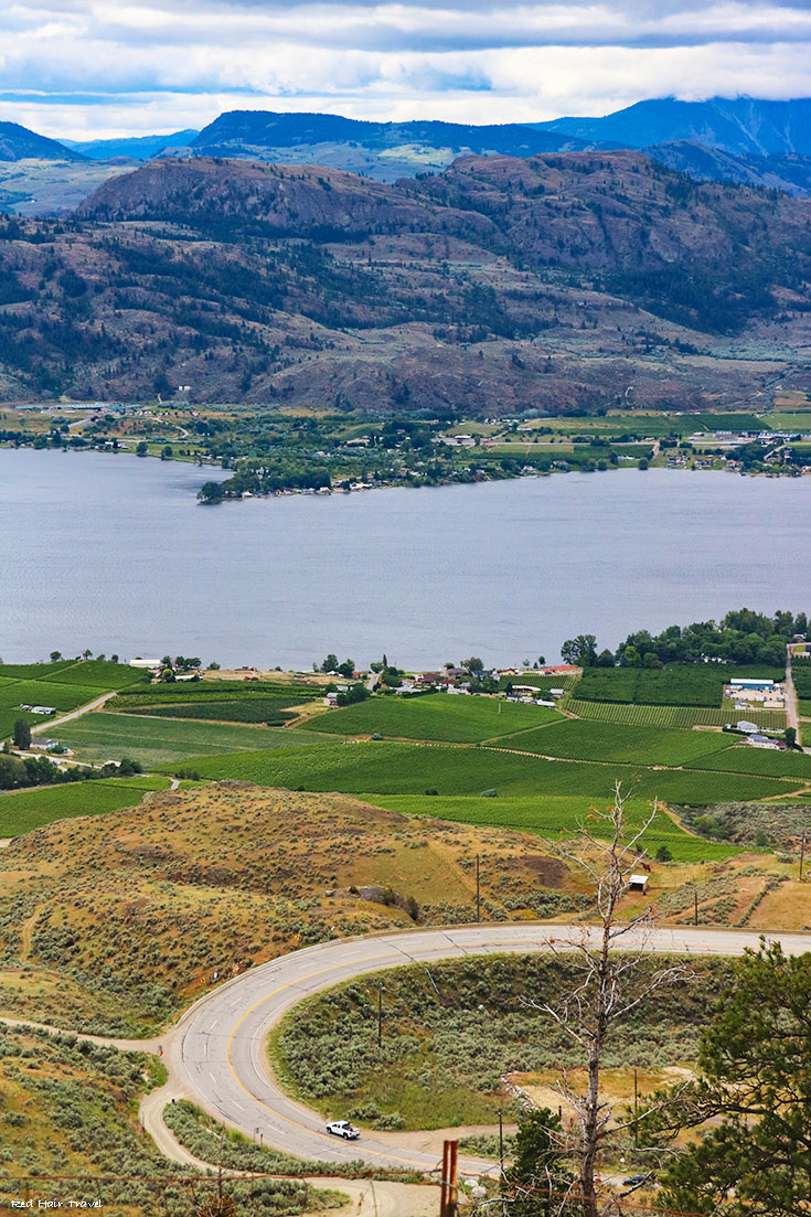 Anarchist Mountain Lookout Osoyoos