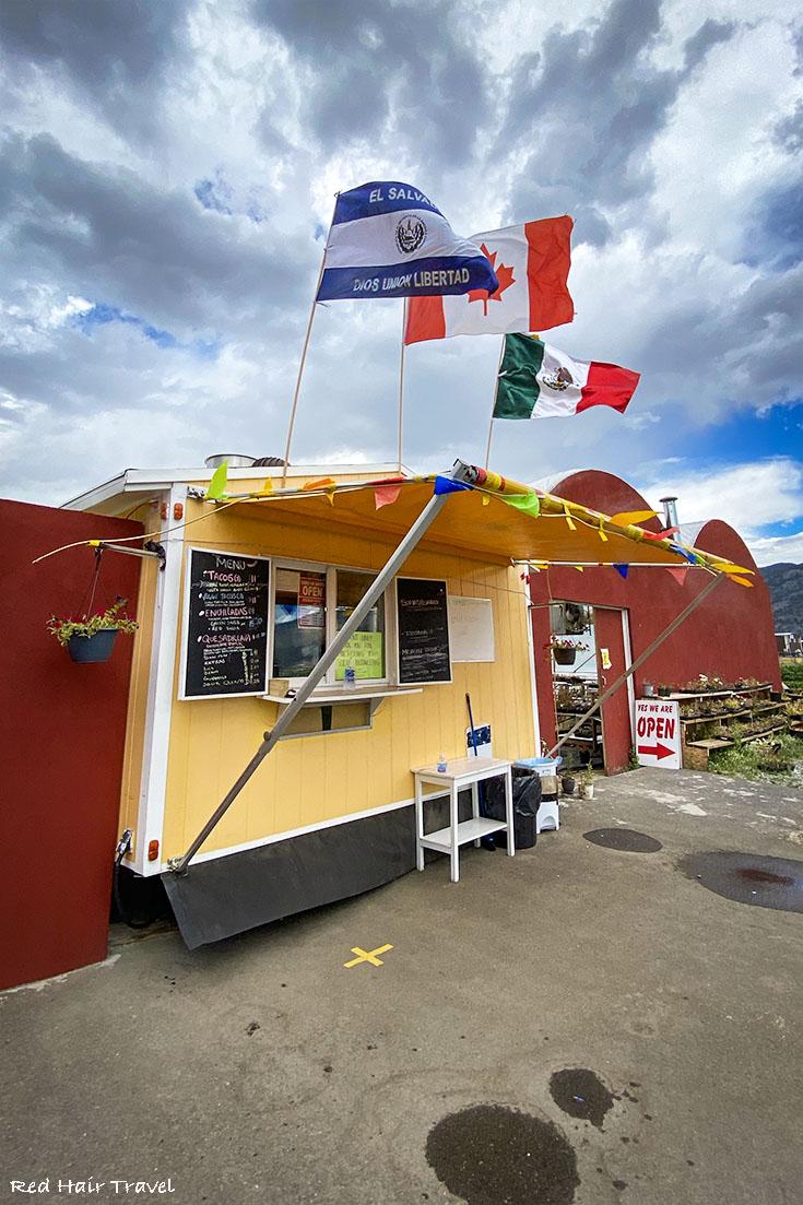 Sofia Mexican food