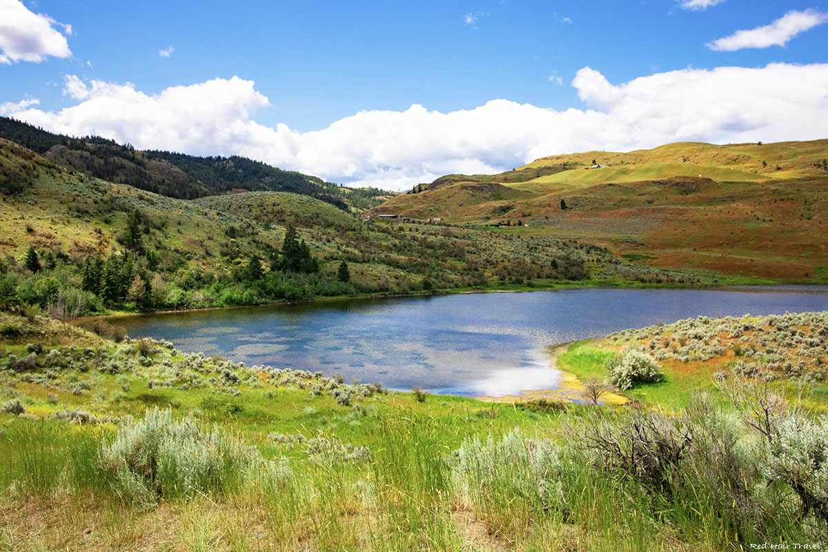 Spotted Lake Osoyoos, Пятнистое Озеро