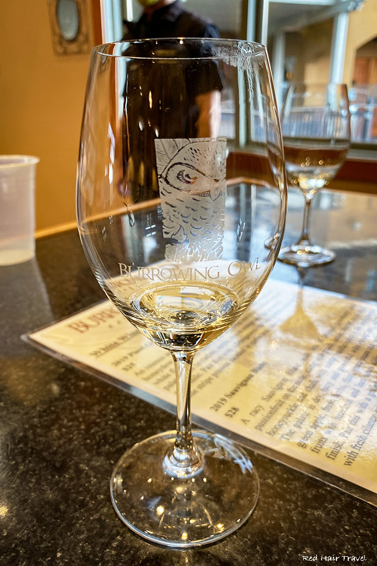 Burrowing Owl Estate Winery Osoyoos