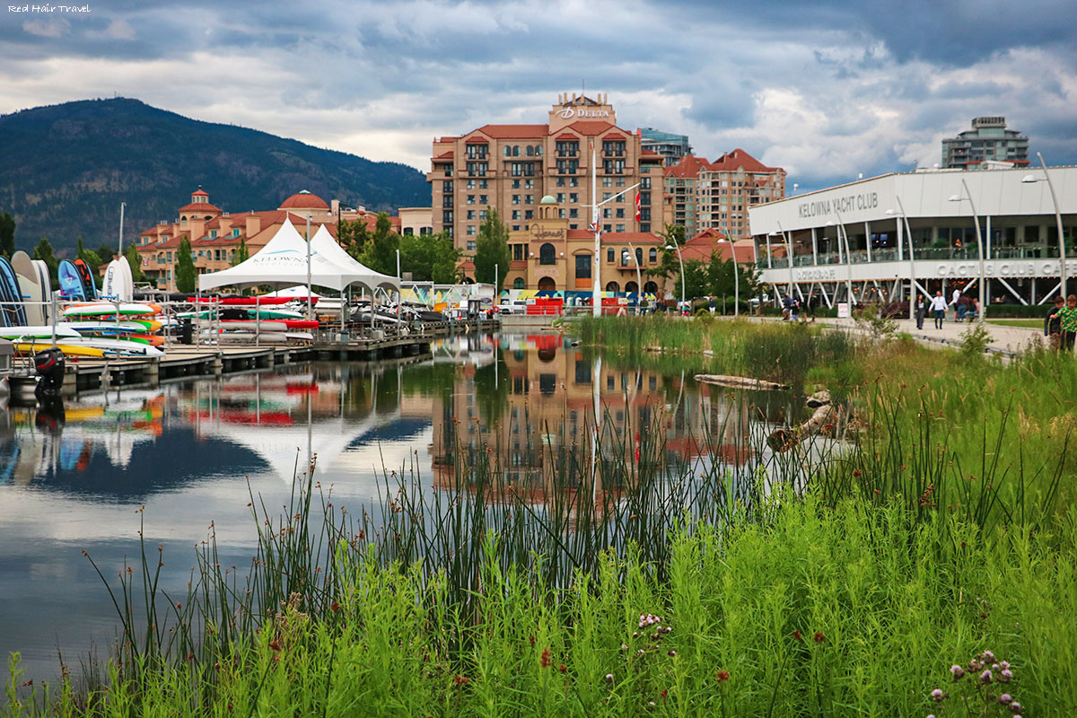 kelowna boardwalk