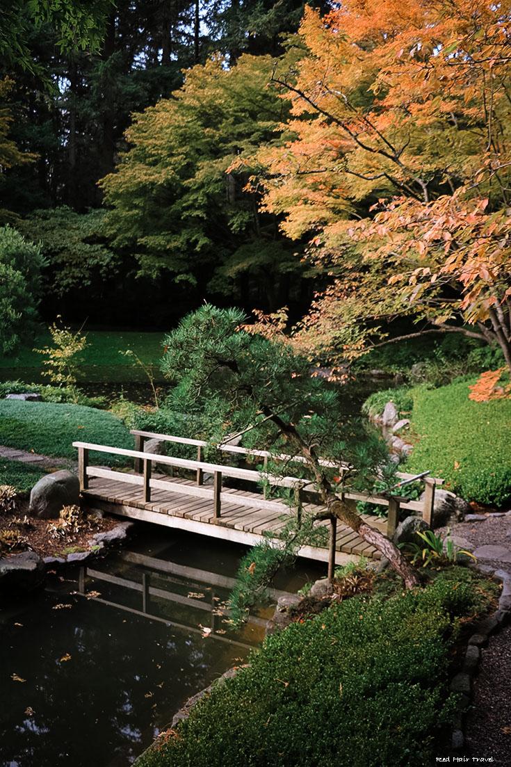 Nitobe Memorial Garden, UBC, Vancouver