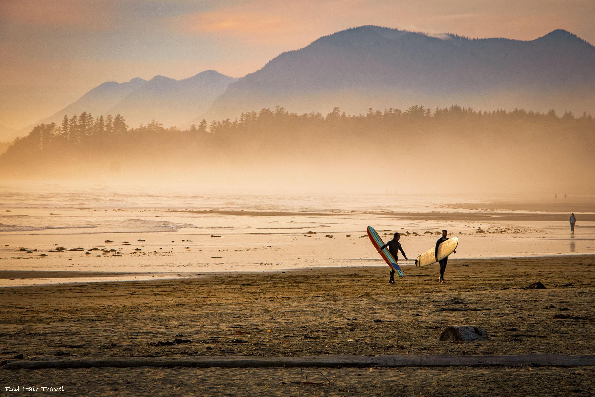 Тофино: чем заняться в канадском городе серферов