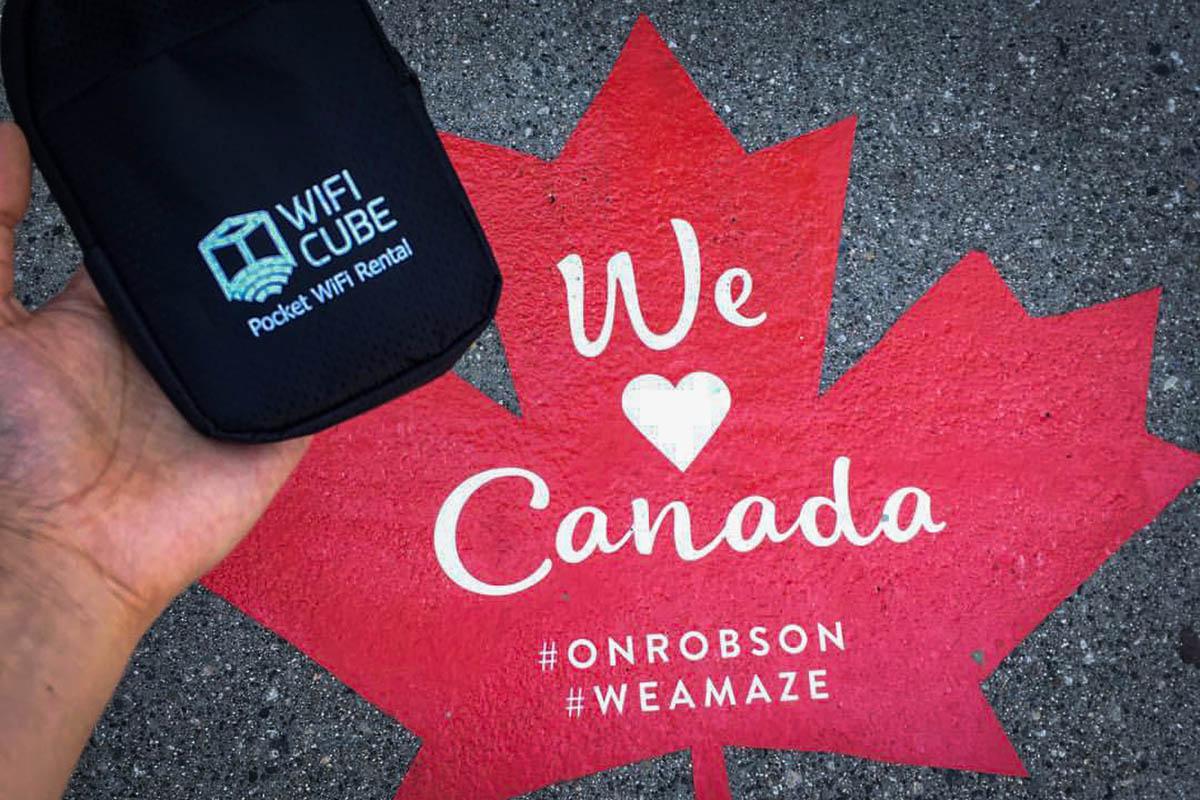 pocket wi-fi Vancouver