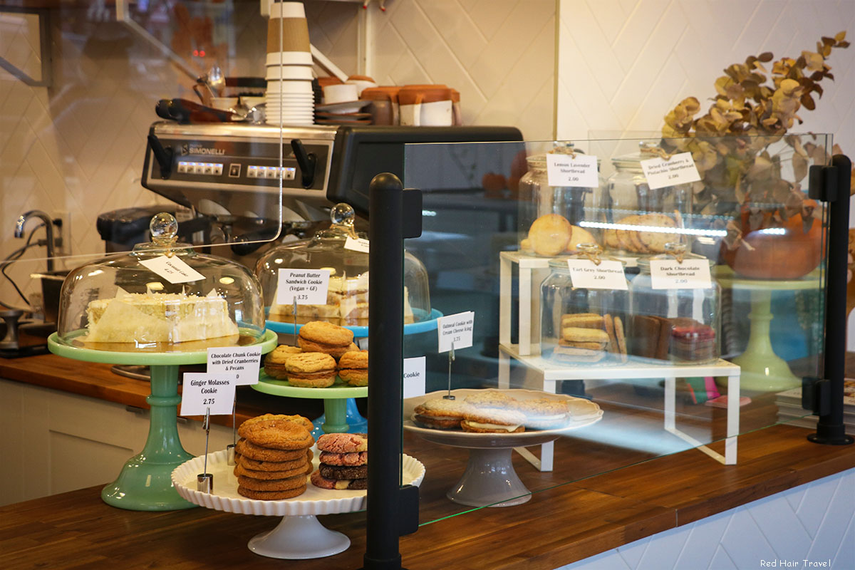Oh Sweet Day! Bake Shop, пекарни Ванкувера