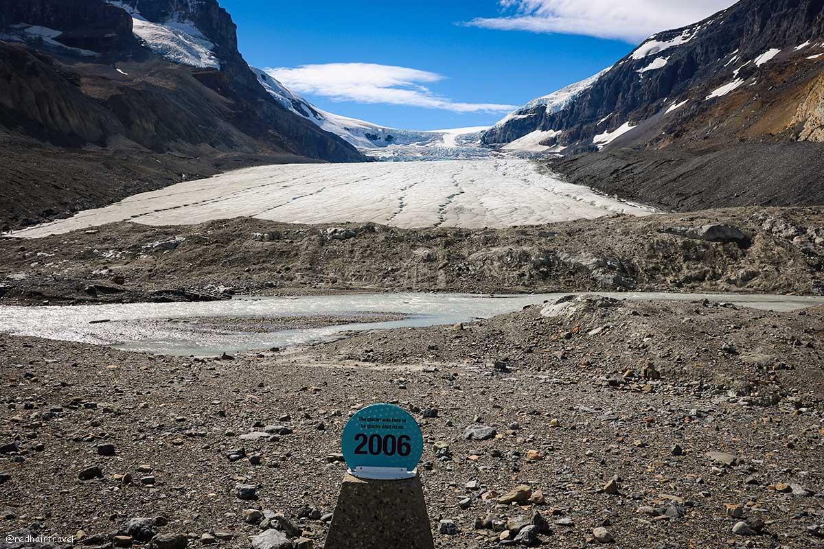 Athabasca Glacier, Джаспер