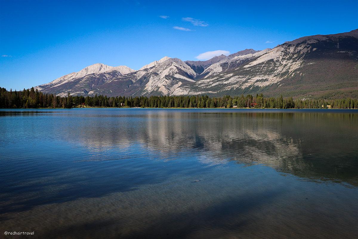 Lake Edith, Джаспер